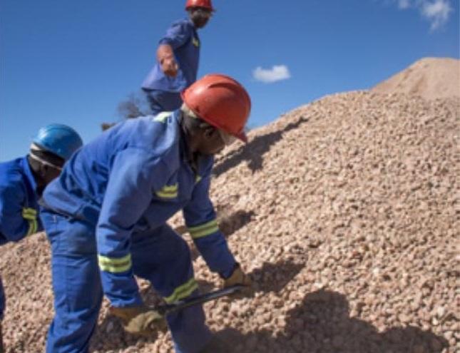 Rubwe Silica Mine