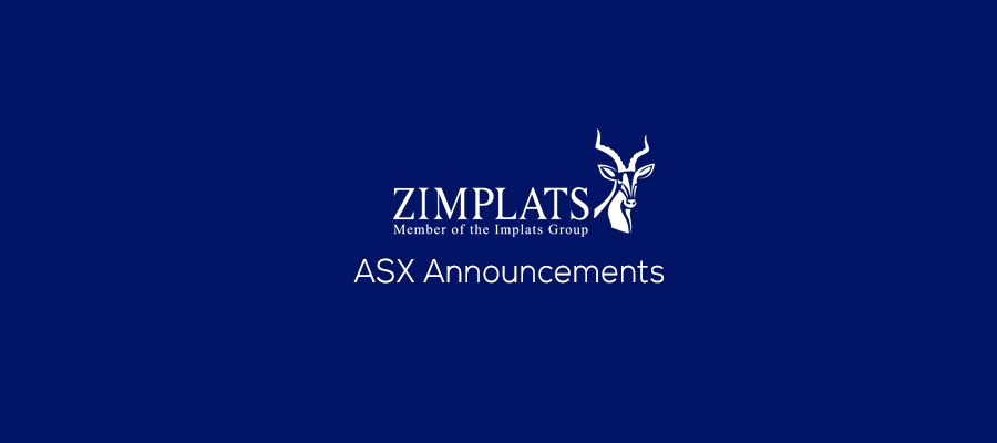 ASX announcement